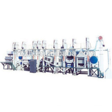 MCHJ hot sale complete set of rice mill plant price